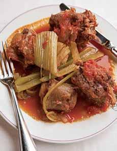 Roman Oxtail Stew