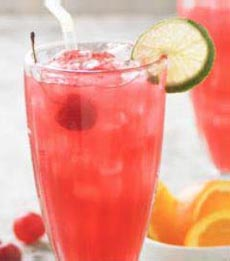 Ocean Spray Mocktail