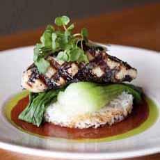 Grilled Sablefish