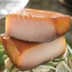 Sauteed Sablefish