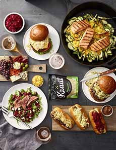 Foods With Sauerkraut