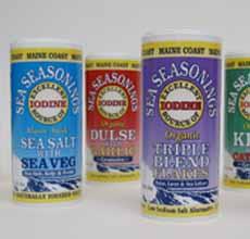 Salt With Sea Vegetables
