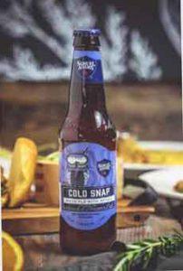 Samuel Adams Cold Snap Beer
