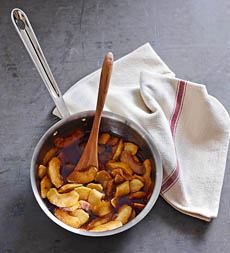 Caramelized Apples