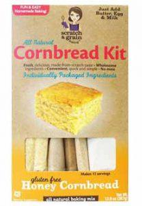 Gluten Free Cornbread Mix