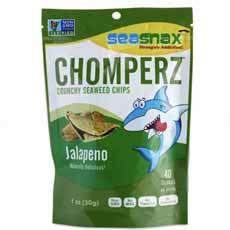 SeaSnax Chomperz Jalapeno