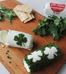 Shamrock Cheese
