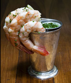 Shrimp Cocktail Bloody Mary