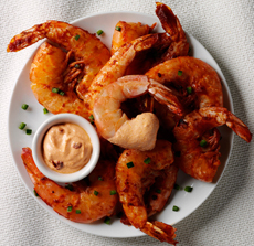 Shrimp With Adobo Sauce Recipe