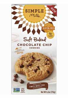 Simple Mills Soft Baked Chocolate Chip Cookies