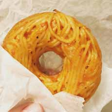 Pasta Donut