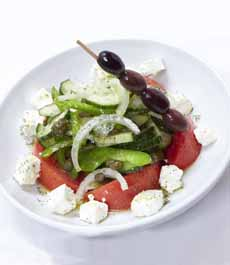 Creative Greek Salad