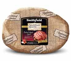 Smithfield Baked Apple Spice Spiral Ham