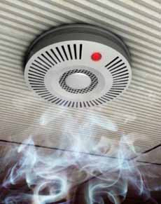 Kitchen Smoke Alarm