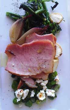 Sliced Gourmet Ham