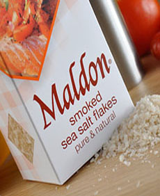Smoked Maldon  Sea Salt