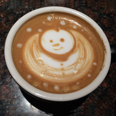 snowman-latte-caffebene-230