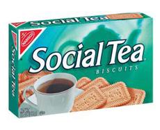 Social Tea Biscuits