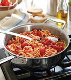 How To Sauce Pasta