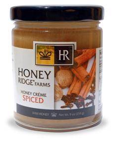 Honey Ridge Farms Spiced Honey Creme