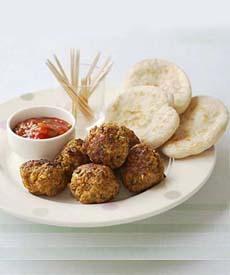Indian Meatballs