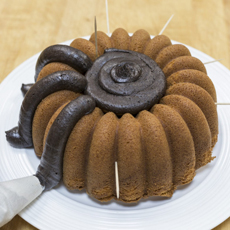 Spider Bundt Cake Recipe