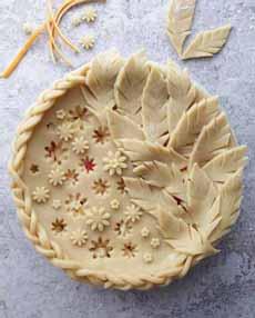 Spring Pie Crust