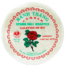 Rice Spring Roll Wrappers