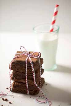 Greyston Chocolate Brownies