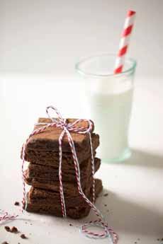 Greyston Chocolate Brownies