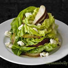 Spring Bibb Lettuce Salad