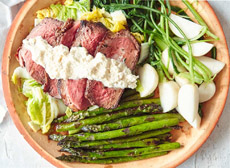 Steak & Horseradish Sauce