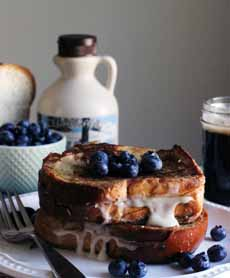 Stout French Toast