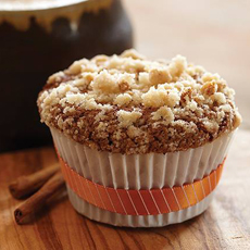 Streusel Top Muffin
