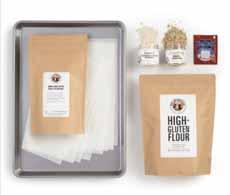 Stuffed Bagel Buns Kit