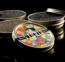 Sturia Caviar Types