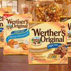 Werther's Sugar Free Caramels