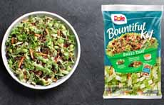 Dole Bountiful Sweet Thai Salad Kit