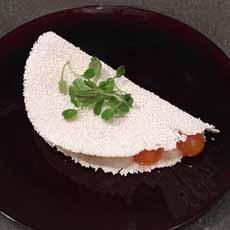 Tap Tapioca Crepe Sandwich