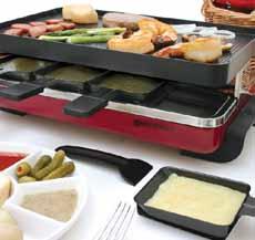 Swissmar Raclette Grill