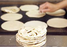 Tortillas Recipe