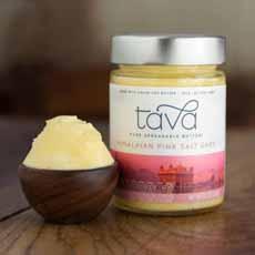 Tava Ghee - Pink Himalayan Salt