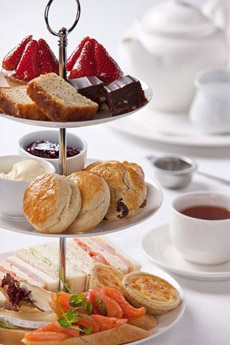 Tiered Tea Stand