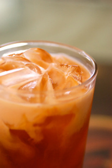 Thai Iced Tea Recipe With Sweetened Condensed Milk?