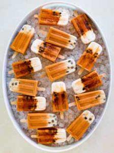 Thai Iced Tea Pops Recipe