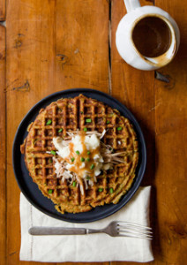 thanksgiving waffle-230r