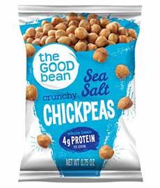 The Good Bean Chickpeas