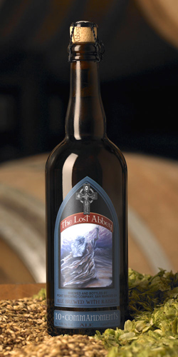 The Lost Abbey 10 Commandments Ale