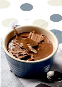 Tofu Chocolate Pudding
