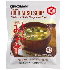 Kikkoman Instant Tofu Miso Soup